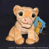Lion King - 2011 Nala Beanie by dapumakat