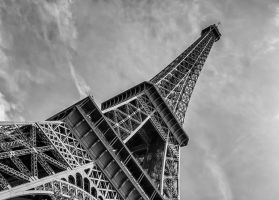 Eiffel Tower 2 by thegreatmisto
