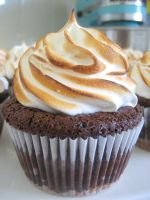 S'mores Cupcakes by TreeseRB