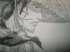 Shunsui---request by Bleach-Lovers