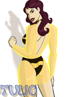Silk Spectre I by TULIO19mx