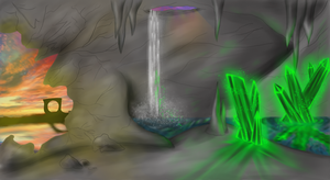 Emerald Cave 2 by Speedy1236
