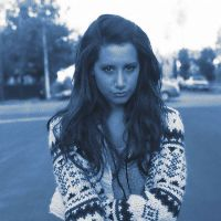 Ashley Tisdale Blue 1 by Sweet-Tizdale