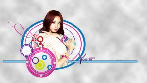SNSD - Yoona Visual Dreams Wallpaper by ffadicted