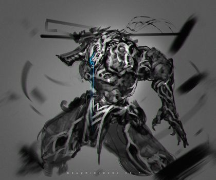 Masamune Black by benedickbana