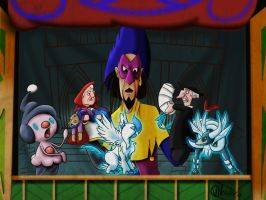 Clopin's act by VibaFleischer