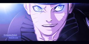 NARUTO 630 - Right on time, Dad!! (UPDATED) by EspadaZero