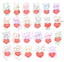 :MGF: My Valentines by Keitronic