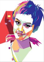 Agnes 2 in WPAP by wedhahai