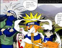 The True Naruto Style by RygerFrost