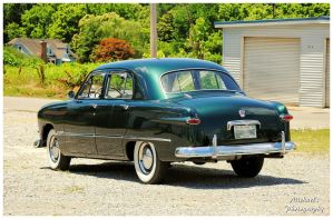A  1950 Ford by TheMan268