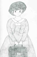 Akane the first by Phantom-of-the-Moon