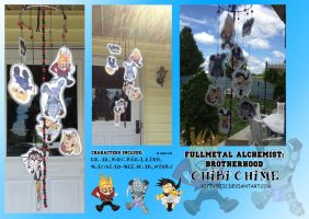 FMA: Chibi Chime! by Kittyotic
