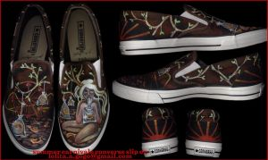 summer carnivale custom cons by lolitaAgogo