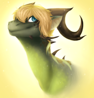 New and fresh by ChirreTheDragoness