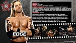 WWE Edge ID Wallpaper Widescreen by Timetravel6000v2