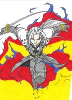 Sephiroth by elrond401
