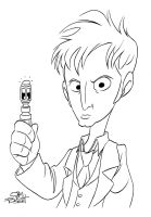 Doctor Who by JayFosgitt