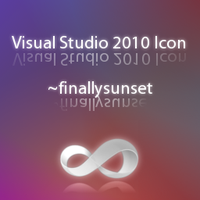 Visual Studio 2010 Icon by finallysunset