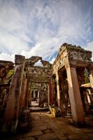 Hall of Dancers, Preah Khan by andyietok