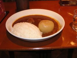 Star Driver's curry rice by JPN-TSUCCHIE
