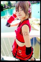 Vocaloid: Meiko by ChroniclesofDestiny