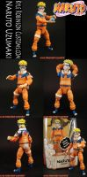 Custom Naruto Uzumaki figure by KyleRobinsonCustoms