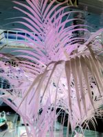 L.I.N: elusive pink mall tree by Harusho-is-god