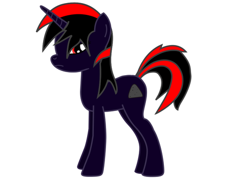 [COMMISSION] Shadow Blaze for 13_wing_vamp by Yamigetsu