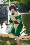 Toph Bei Fong by TitanesqueCosplay