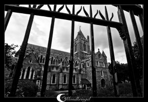 Ireland - Dublin Christ Church by Mondkringel