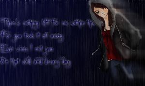 On A Cold And Dreary Day by KristieConspiracy