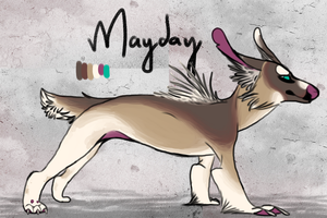 Mayday ref. by coyotesoot