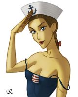 Sailor Girl by gapriest