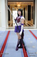 Sailor Saturn by NocturnAlice66