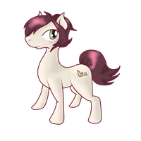 Me as A Pony by AbyssinChaos