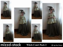 Witch Court Pack 2 by mizzd-stock