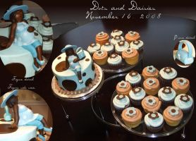 Babyshower Dots by themie
