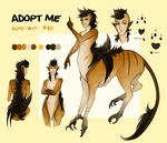 'Centaur' Adopt [CLOSED] by vADOPTABLEs