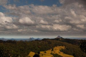 Clouds over the Glasshouses 1 by wildplaces