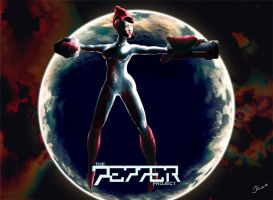 Pepper Space Huntress by PepperProject