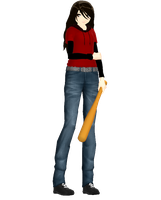 The Walking Dead OC Emilie Richards by Theshadowman97