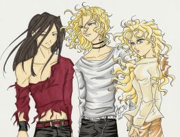 Vampire Chronicles: My Family by AnimeJanice