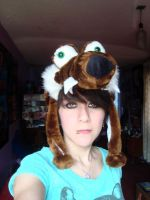 me as scrat by pollypocks