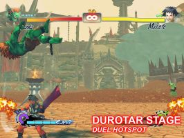 SSF4AE: Durotar Dueling Grounds by sloth85