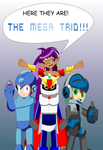 The Mega Trio! Who's Next?? by alvarobmk123