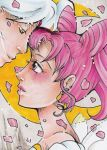 Helios and Chibiusa by oOLupalacrimaOo