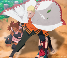 Naruto 700+3 The 7th Hokage by kisi86