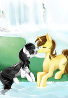 Bright and sunny day by Tsuki-to-Hoshi
