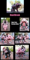 HeartBreak - Liger Zero Custom by MidnightLiger0